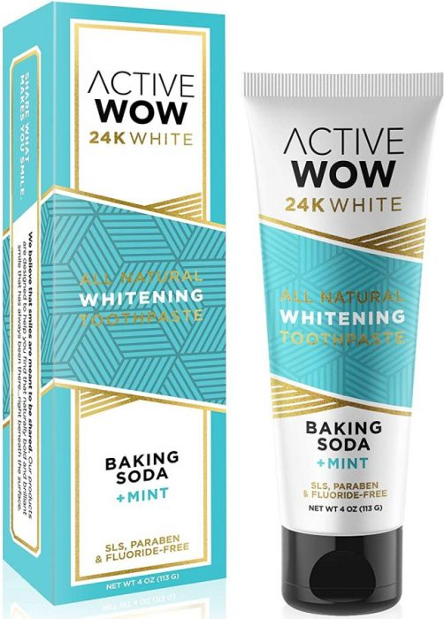 active wow 24k white