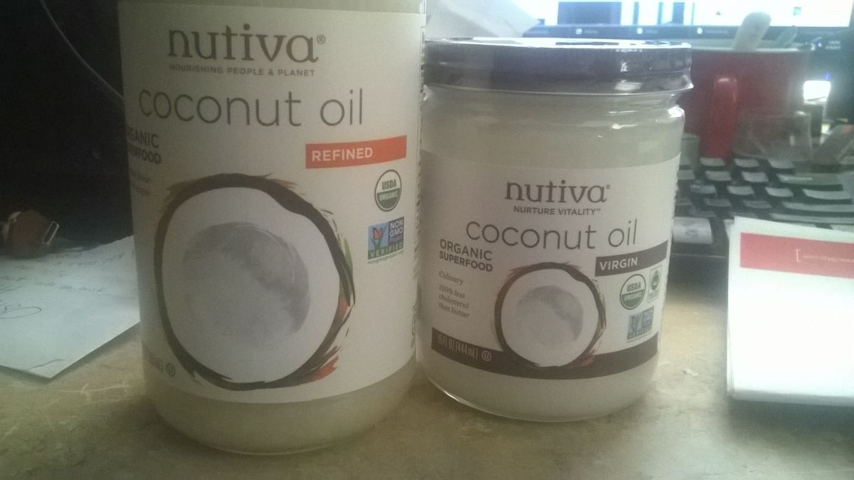 nutiva coconut oil review