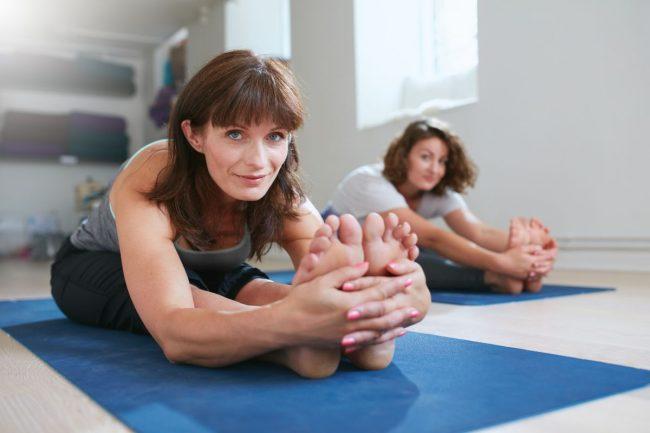 paschimottanasana yoga pose to encourage farting when bloated